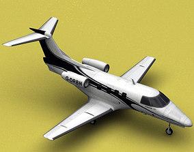 3D model Embraer Phenom 100
