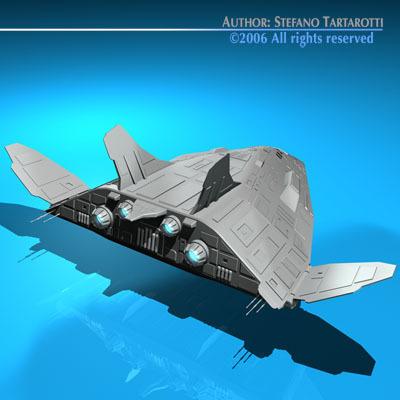 sci fi space shuttle craft - photo #25