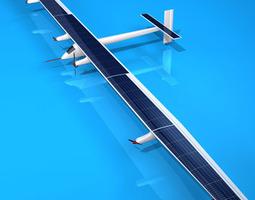 solar impulse 3d