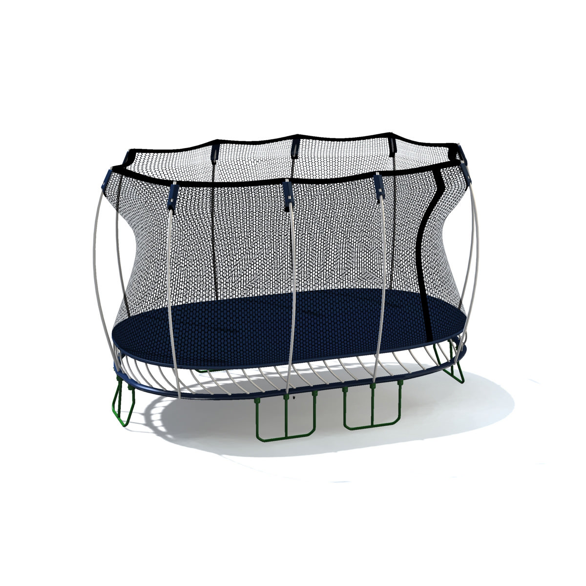Trampoline springfree 3d model obj fbx ma mb for Springfree trampoline
