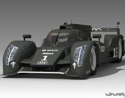 3D model Audi R18