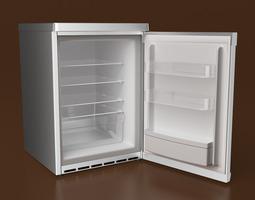 Bosch Compact Refrigerator 3D