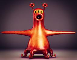 Creature 3 3D Model