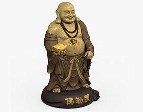 3D Models Maitreya Buddha Statue