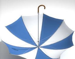 winter 3D Umbrella