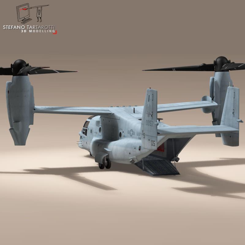 V-22 Osprey US Marines