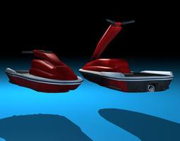3D Waterbike