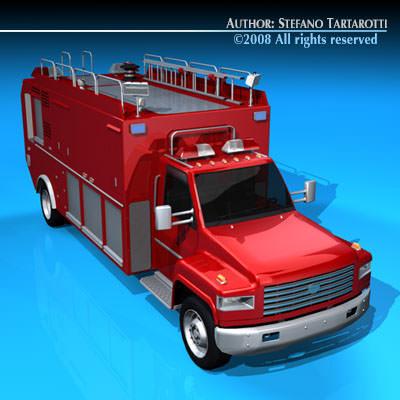 Firetruck us medium