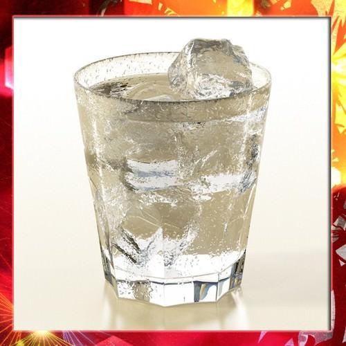 Photorealistic Glass 053D model