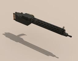 MG08 WWI 3D Model