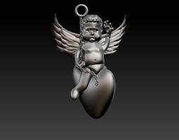 Cupid Cyrus 3D print model