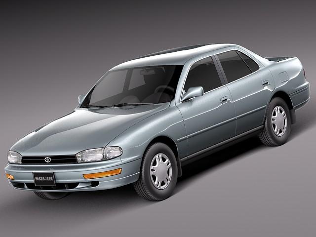 Toyota Camry 1992-1996 x