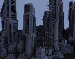 Spark City 3D