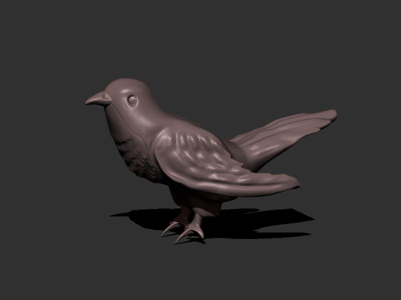 Feather free 3D Model 3D printable STL | CGTrader.com