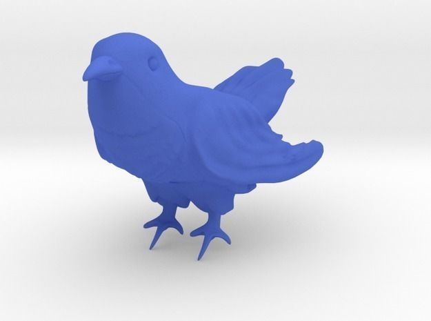 Cuckoo Bird 3D Model 3D printable OBJ STL - CGTrader.com