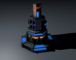 Grid_weapon_turret_3d_model_c4d_c4977442-1c95-4072-b3e5-3c5d04f3f4cf