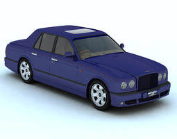 3D model Bentley Arnage for Vue