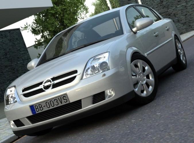 Opel Vectra 20033D model