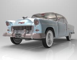 Chevrollet Bel Air (Studio Max) 3D Model