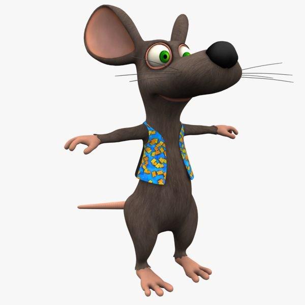 Mouse 3D Models