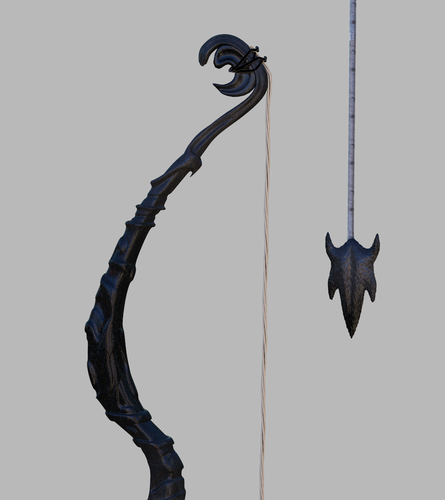 Fantasy bow 3D Model max mtl CGTradercom : largefantasybow3dmodelmaxmtl119af688 e2f4 4167 bfd8 05f48e29512b from cgtrader.com size 445 x 500 png 171kB