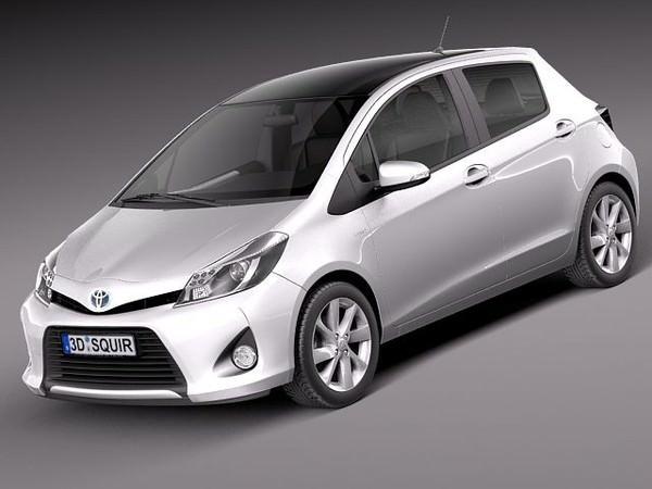 Toyota Cars 2013 Models
