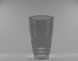 Glass Cup 3D model