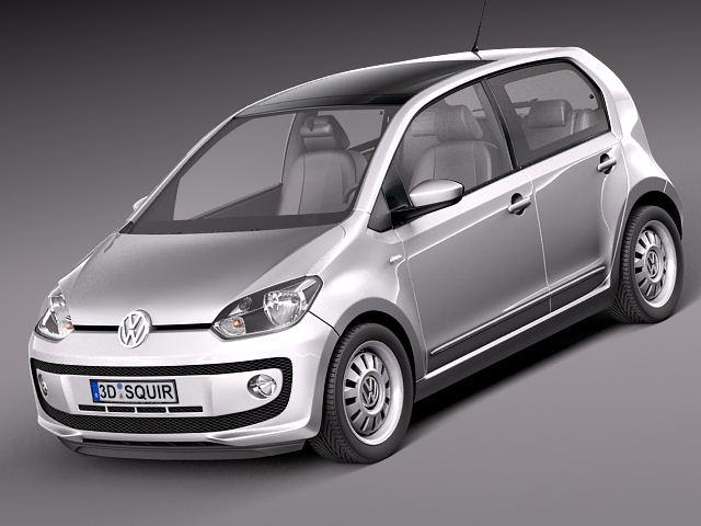 Volkswagen Up 2013 5-door