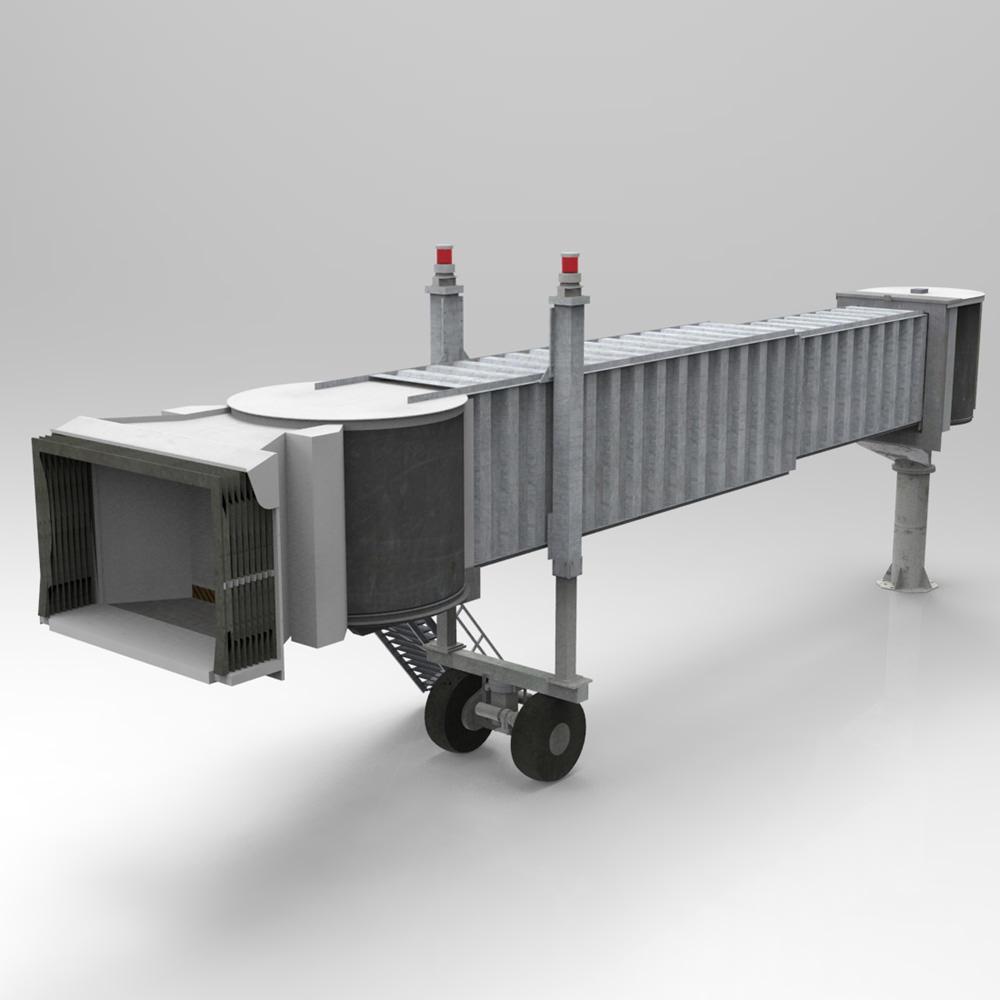 air bridge poser vue 3d model rigged obj vue pz3 pp2 pdf. Black Bedroom Furniture Sets. Home Design Ideas