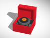 Record player model 3D Model