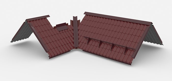 roofing roof | 3D model