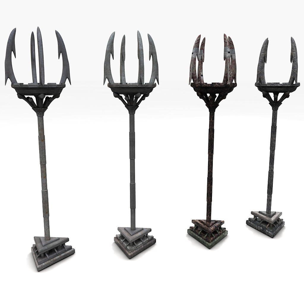Light Stand Ground: Creepy Candlestick Stand Ground Floor Light Candle Bowl 2