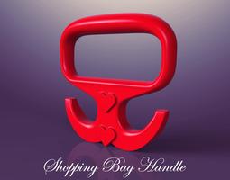 3D printable model Shopping Bag Handle