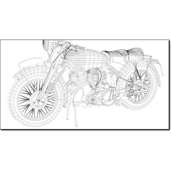 Tribal Flames Bike Piston Tattoo Design additionally Graffiti stencil ste unk human heart furthermore Harley V Twin Wiring Diagram together with Custom Chopper Softail Frame Welding 220634951399 additionally Motorcycle Coloring Pages. on v twin engine bicycle