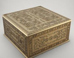 3D print model Jewelry Box