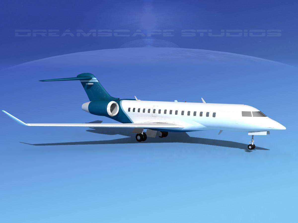 Global Express 8000 V07