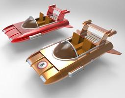 Retro Racer for Vue 3D