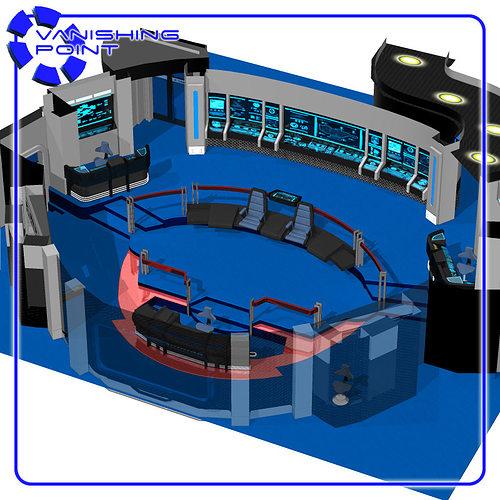starship bridge 4 for poser 53464 3d model obj pz3 pp2 1