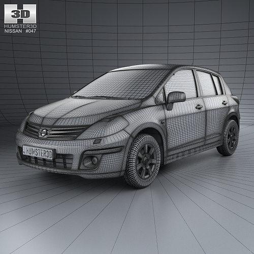 Nissan Hatchbacks