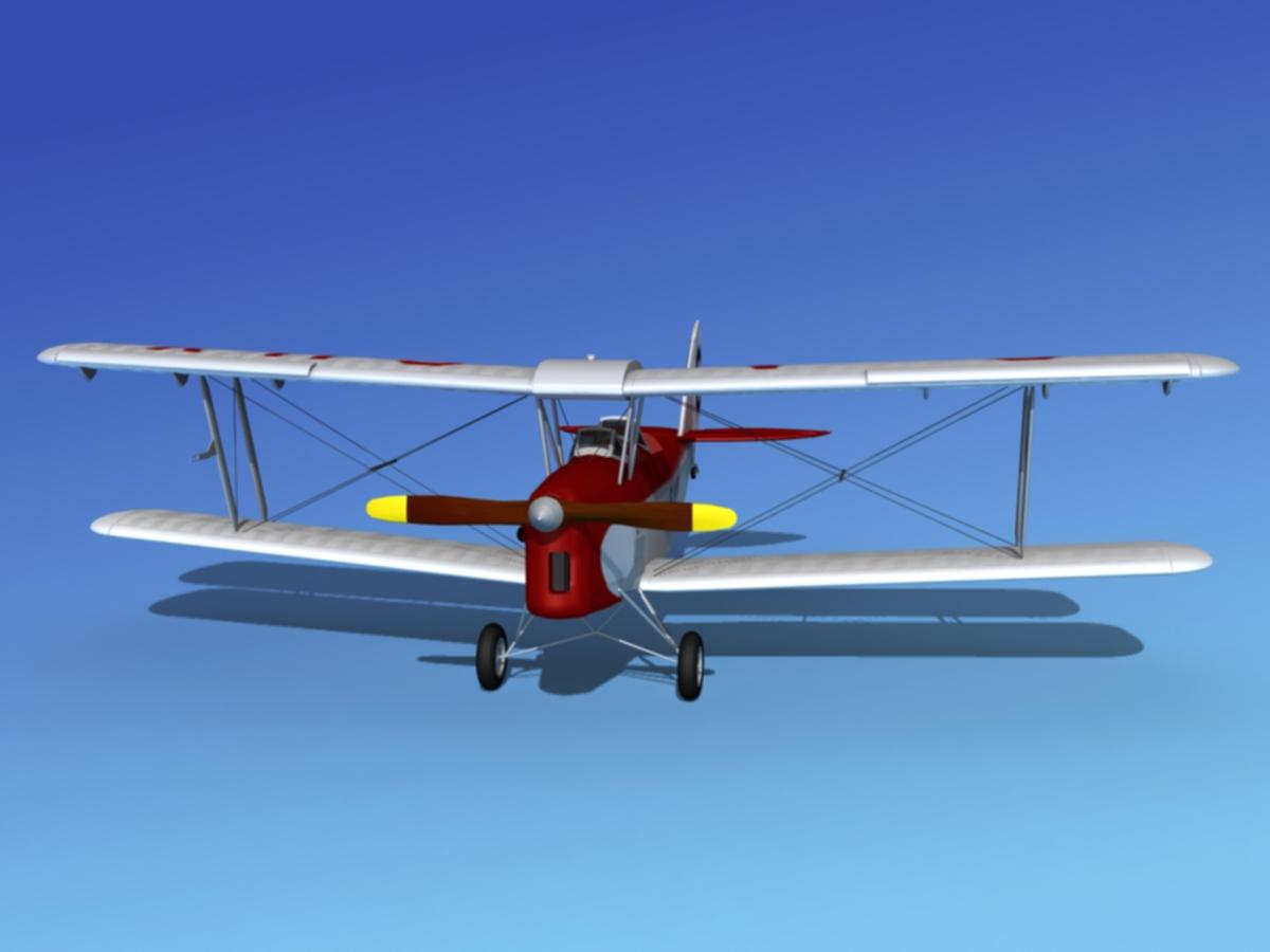 Dehavilland DH82 Tiger Moth V15