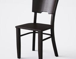 3D model Chair Fameg