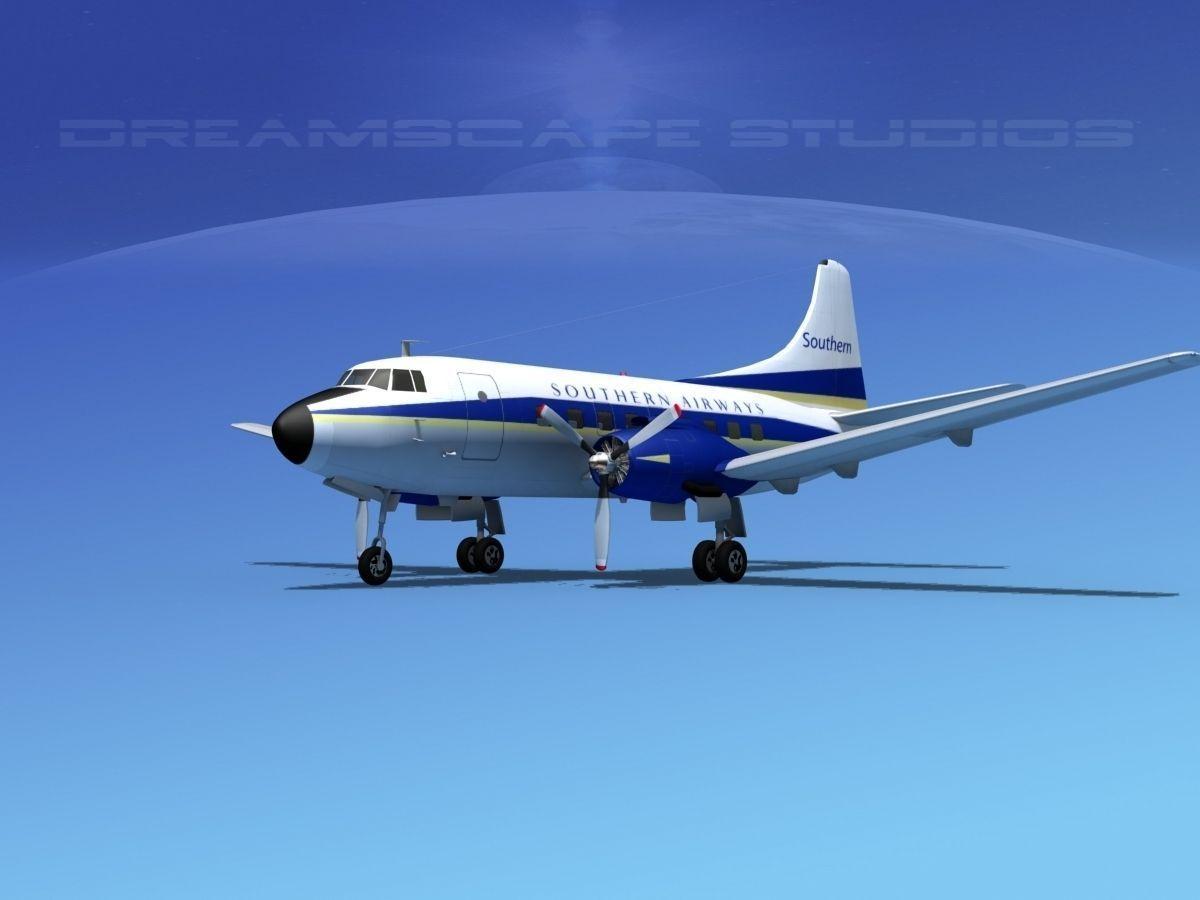 Martin 404 Southern Airways 1