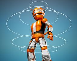 Roborob 3D Model