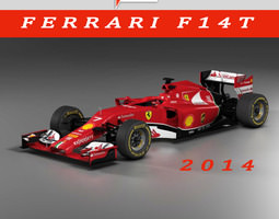 F14T_ 3D Model