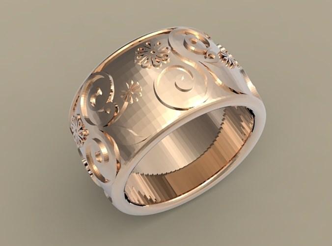 Ring 53D model
