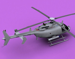 3D model Fire-X VUAS