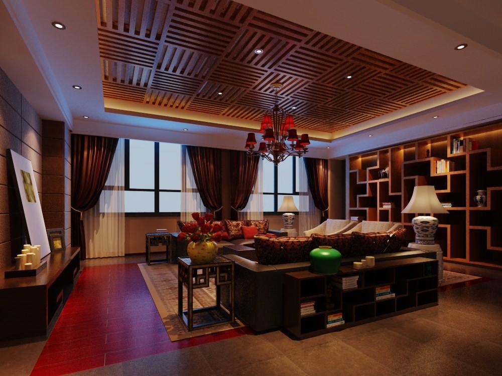 Modern design living room 3d model max for 3d decoration models
