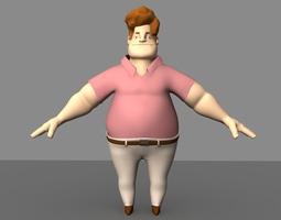 3D model Jeffrey