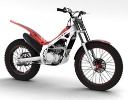 Montesa Cota 4RT 260 2014 3D Model