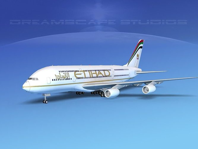 airbus a380 etihad success - photo #39